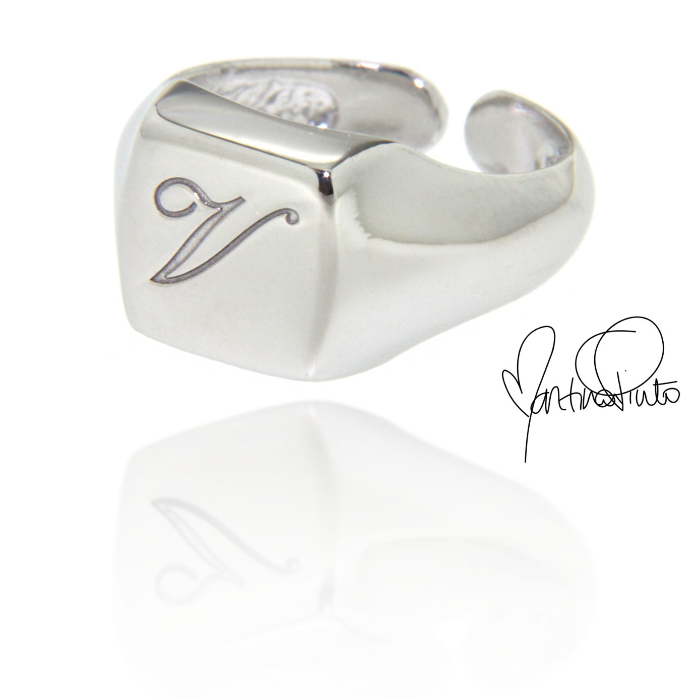 Peace Soldier (anello personalizzabile)