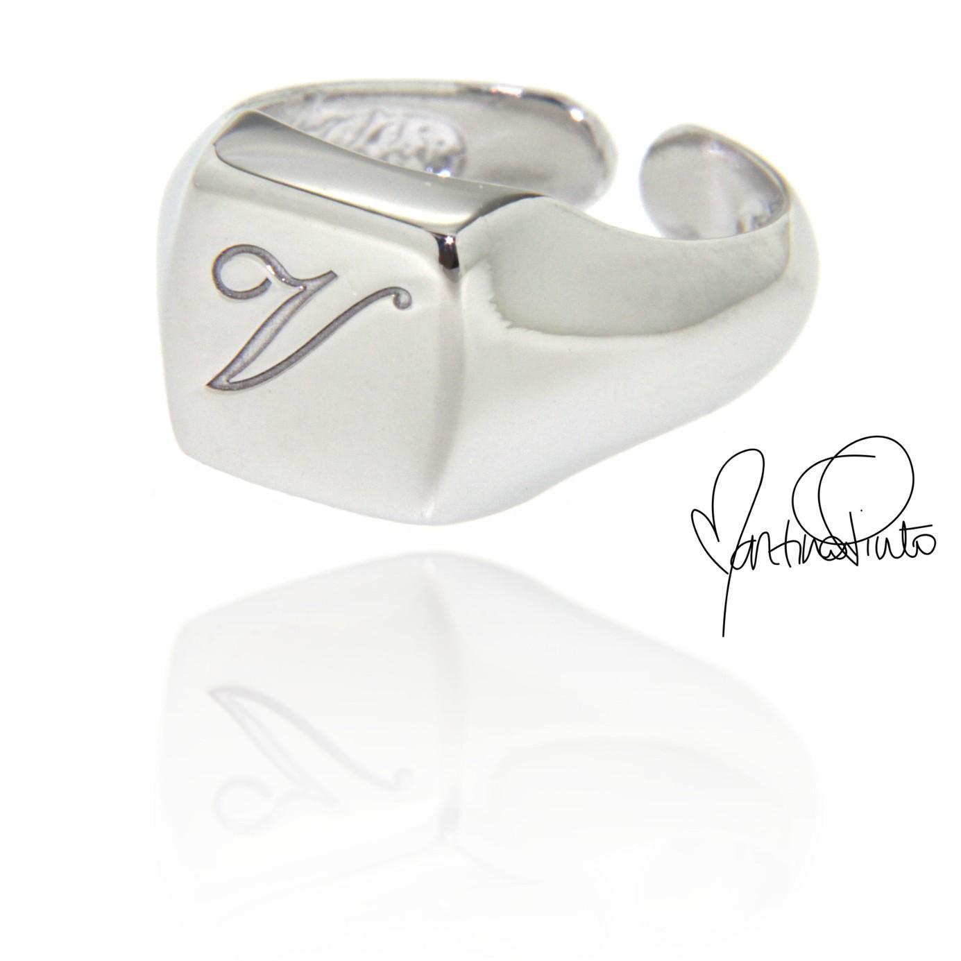 Peace Soldier (anello personalizzabile)
