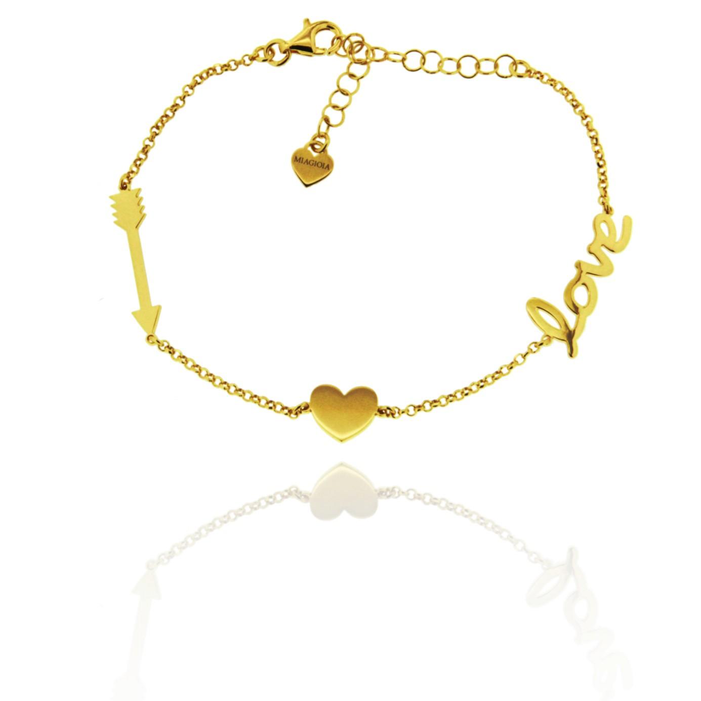 Cupido (bracciale giallo)
