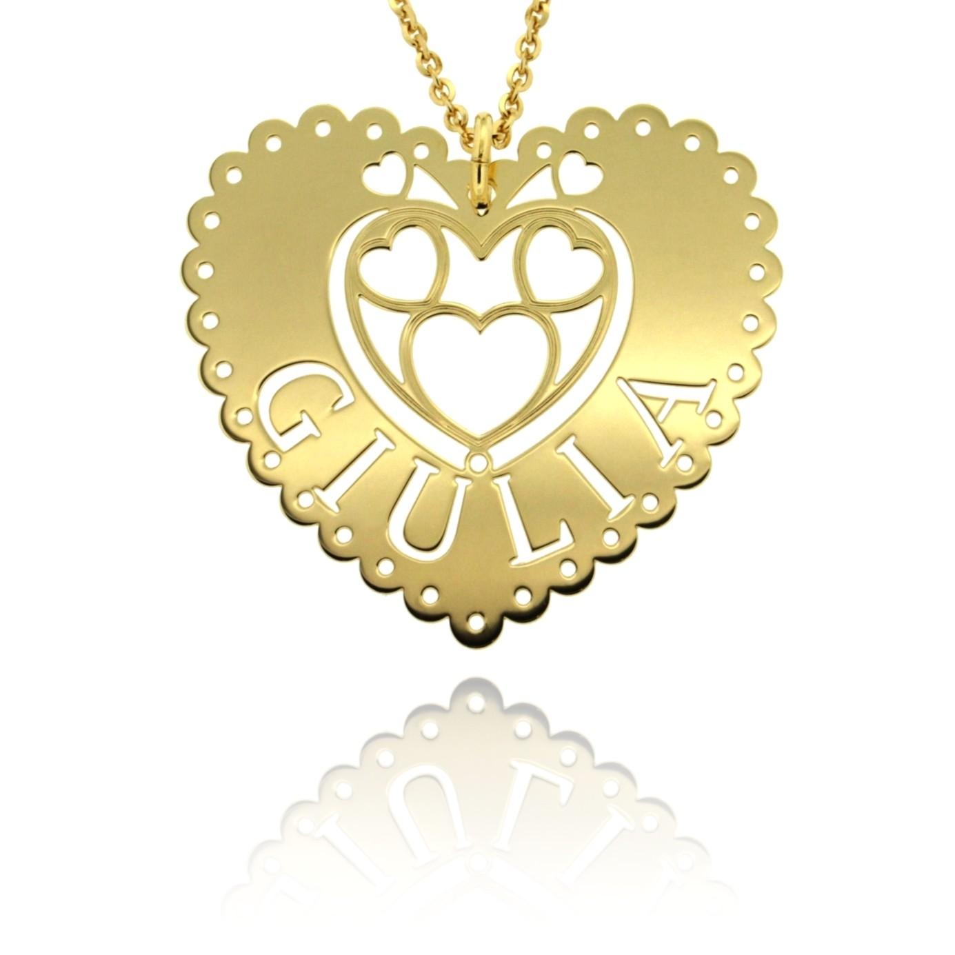 Queen of Hearts (collana gialla)
