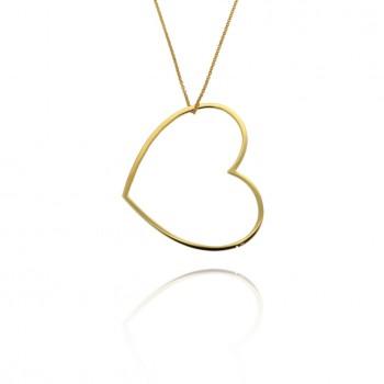 Amour - collana con cuore