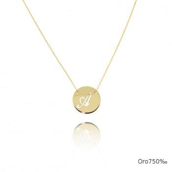 Sun - Girocollo in oro