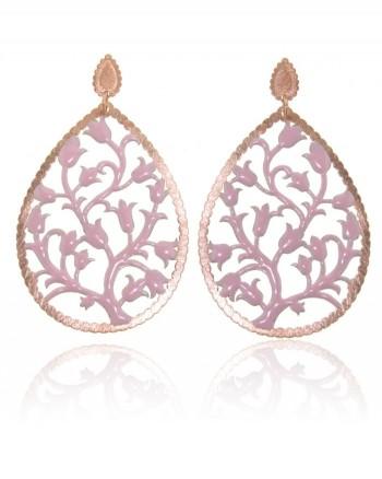 Siviglia - Orecchini color argento o smaltati