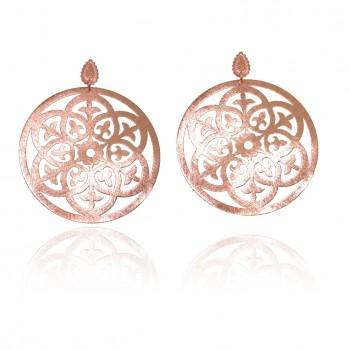 Marrakech (orecchini rosa)